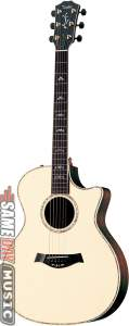Taylor 914CE Grand Auditorium Cutaway Acoustic-Electric Guitar