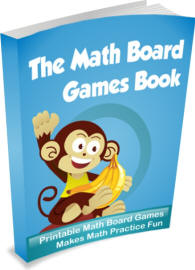 The Math Board Games Book - Printable Math Games