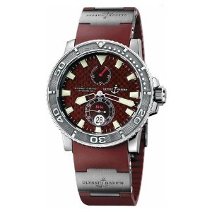 Ulysse Nardin Men's 263-33-3/95 Maxi Marine Diver Watch