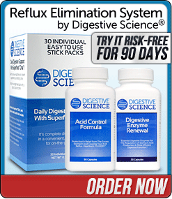 Digestive Science Reflux Elimination System