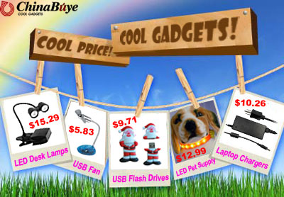 Cool Gadgets - Cool Price - Free Shipping World Wide