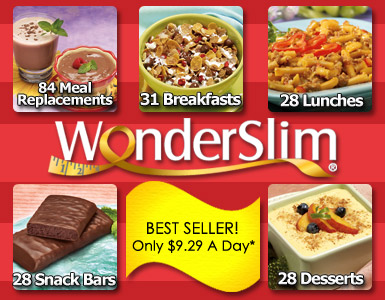WonderSlim 4-Week Starter Kit