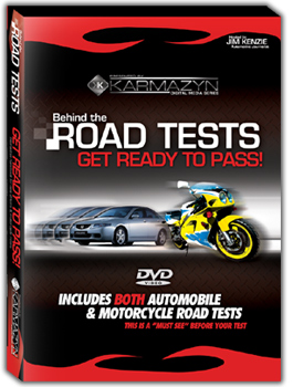 Pass Road Test Video Help, Car & Motorcycle Road Secrets