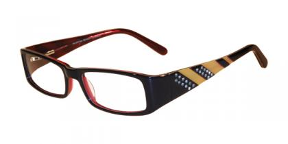 Julia - Multicolour - Plastic Eyeglasses