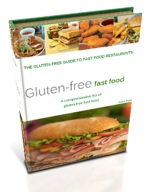 Gluten Free Guide to Fast Food Restaurants