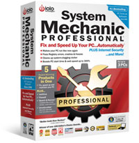System Mechanic 10.7 Pro + Coupon Code