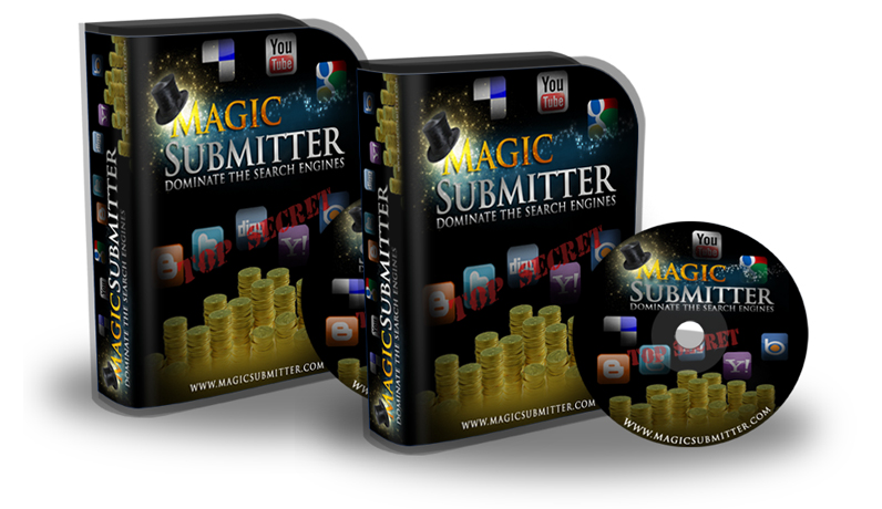 Magic Submitter - Submits Your Articles, Videos, Blogs