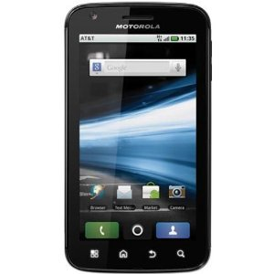 Motorola Atrix Unlocked 4G Cell Phone with Android 2.2 OS