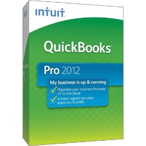 QuickBooks Pro 2012 by Intuit Inc.