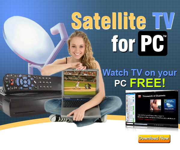 Satellite TV for PC - 2011 Elite Edition - Get 3600+ HD Channels