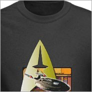 Popular Star Trek T-shirts & Merchandise