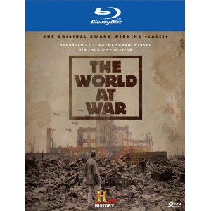 The World at War - Blu-ray