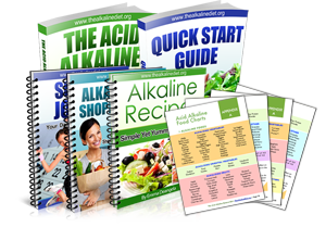 How to Kick Start Your Alkaline Diet In 5 Simple Steps