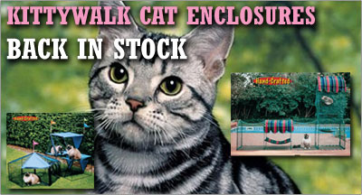 Quality Cat Supplies, Cat Scratching Post, Cat Enclosures