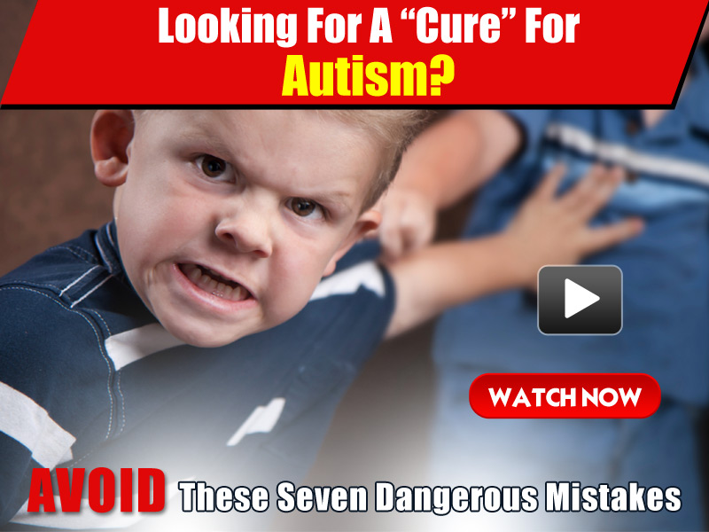 Help Autistic Child - Register to Attend Your FREE Webinar Now!
