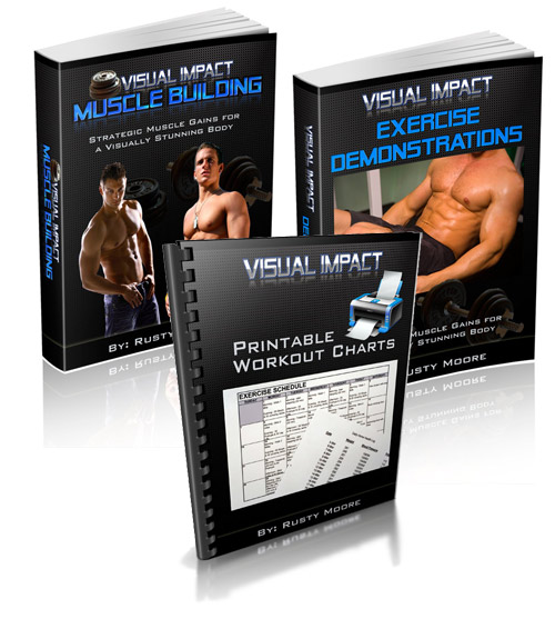 Visual Impact - A Visual Impact Muscle Building Workout