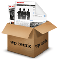 WPRemix Premium Wordpress CMS Theme